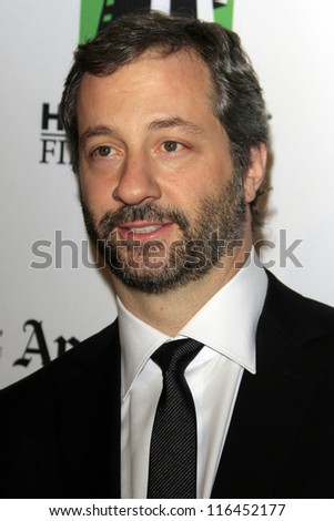 LOS ANGELES - OCT 22:  Judd Apatow arrives at  the 2012 Hollywood Film Festival Gala at Beverly Hilton Hotel on October 22, 2012 in Beverly Hills, CA