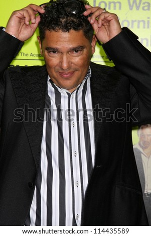 """LOS ANGELES - OCT 30:  Nicholas Turturro  at the """"Seven Psychopaths"""" Premiere at Bruin Theater on October 30, 2012 in Westwood, CA - stock photo"""