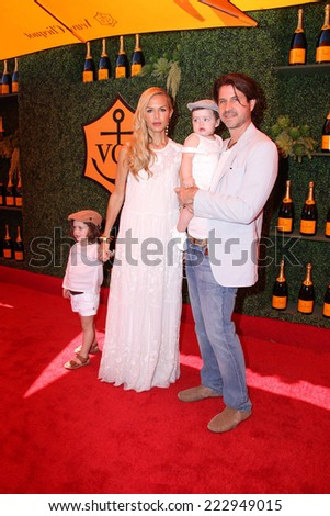 LOS ANGELES - OCT 11:  Rachel Zoe at the Fifth-Annual Veuve Clicquot Polo Classic at Will Rogers State Historic Park on October 11, 2014 in Pacific Palisades, CA - stock photo