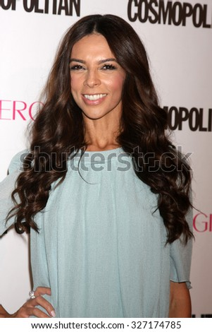 LOS ANGELES - OCT 12:  Terri Seymour at the Cosmopolitan Magazine's 50th Anniversary Party at the Ysabel on October 12, 2015 in Los Angeles, CA