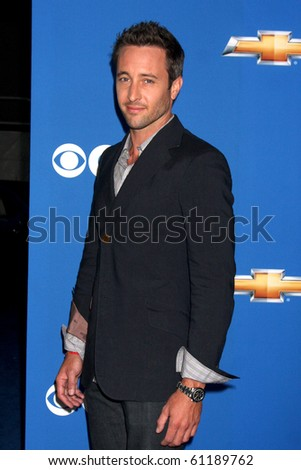 LOS ANGELES - SEP 16:  Alex O'Loughlin arrives at the CBS Fall Party 2010 at The Colony on September 16, 2010 in Los Angeles, CA