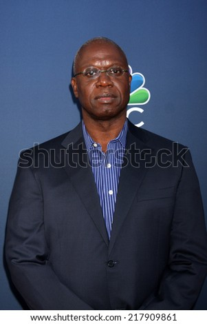 LOS ANGELES - SEP 16:  Andre Braugher at the NBC & Vanity Fair's 2014-2015 TV Season Event at Hyde Sunset on September 16, 2014 in West Hollywood, CA