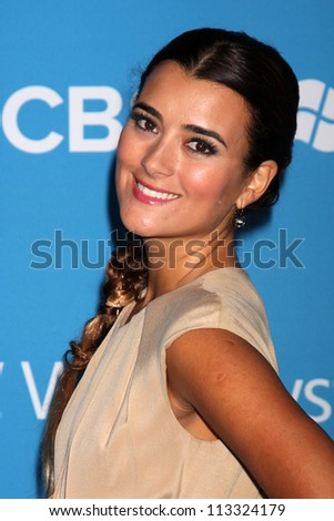 LOS ANGELES - SEP 15:  Cote de Pablo arrives at the CBS 2012 Fall Premiere Party  at Greystone Manor on September 15, 2012 in Los Angeles, CA