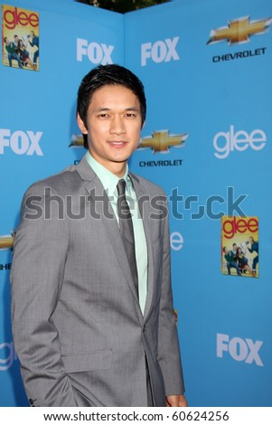 LOS ANGELES - SEP 7:  Harry Shum Jr. arrives at the GLEE Premiere Screening & Party - Season 2 at Paramount Studios  on September 7, 2010 in Los Angeles, CA