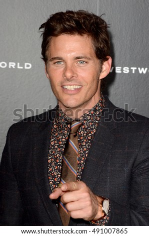"LOS ANGELES - SEP 28:  James Marsden at the HBO's ""Westworld"" Los Angeles Premiere at the TCL Chinese Theater IMAX on September 28, 2016 in Los Angeles, CA"