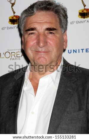 LOS ANGELES - SEP 20:  Jim Carter at the Emmys Performers Nominee Reception at  Pacific Design Center on September 20, 2013 in West Hollywood, CA - stock photo