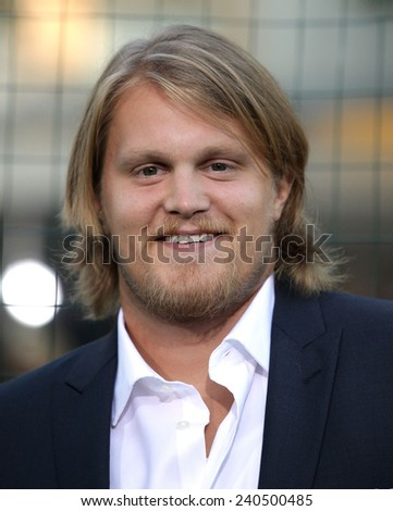 """LOS ANGELES - SEP 19:  Joe Massingill arrives to """"Trouble With The Curve"""" Los Angeles Premiere  on September 19, 2012 in Westwood, CA                 - stock photo"""