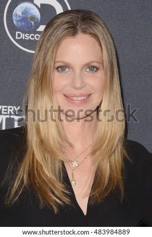"LOS ANGELES - SEP 15:  Kristin Bauer van Straten at the ""Huntwatch"" Red Carpet Event at the Neuehouse on September 15, 2016 in Los Angeles, CA"