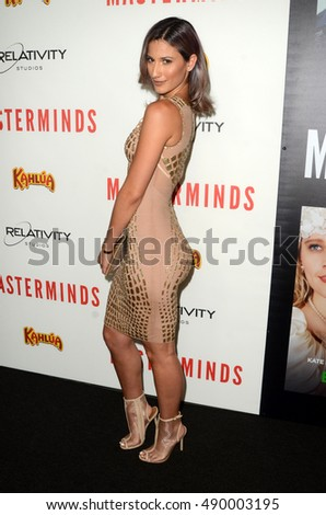 "LOS ANGELES - SEP 26:  Lexy Panterra at the ""Masterminds"" Premiere at the TCL Chinese Theater on September 26, 2016 in Los Angeles, CA"