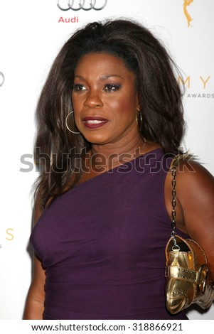 LOS ANGELES - SEP 19:  Lorraine Toussaint at the 67th Emmy Awards Performers Nominee Reception at the Pacific Design Center on September 19, 2015 in West Hollywood, CA