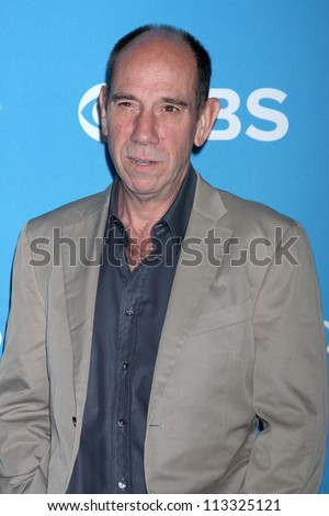 LOS ANGELES - SEP 15:  Miguel Ferrer arrives at the CBS 2012 Fall Premiere Party  at Greystone Manor on September 15, 2012 in Los Angeles, CA