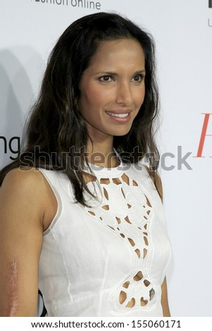 LOS ANGELES - SEP 19:  Padma Lakshmi at the The Hollywood Reporter's Emmy Party at Soho House on September 19, 2013 in West Hollywood, CA
