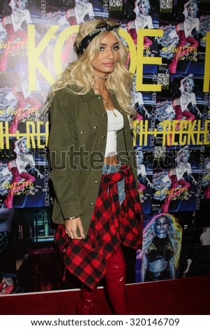 LOS ANGELES - SEP 23:  Pia Mia at the KODE Magazine October 2015 Issue Party at the The Well on September 23, 2015 in Los Angeles, CA