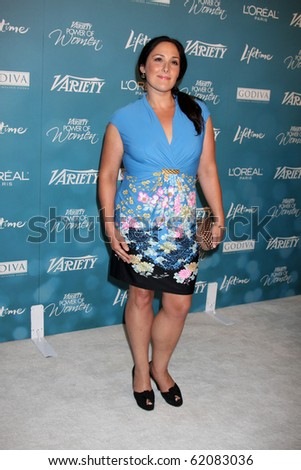 LOS ANGELES - SEP 30:  Ricki Lake arrives at  Variety's 2nd Annual Power of Women Luncheon at Beverly Hills Hotel on September 30, 2010 in Beverly Hills, CA