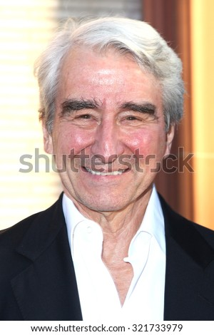 "LOS ANGELES - SEP 28:  Sam Waterston at the ""Concert for Our Oceans"" benefitting Oceana at the Wallis Annenberg Center for the Performing Arts on September 28, 2015 in Beverly Hills, CA"