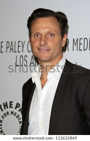 LOS ANGELES - SEP 11:  Tony Goldwyn arrives at the ABC Fall TV Preview at Paley Center for Media on September 11, 2012 in Beverly Hills, CA