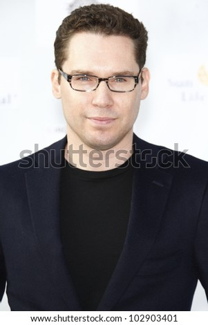 LOS ANGELES - SEPT 25: Bryan Singer at the IRIS, A Journey Through the World of Cinema by Cirque du Soleil premiere at the Kodak Theater on September 25, 2011  in Los Angeles, California - stock photo