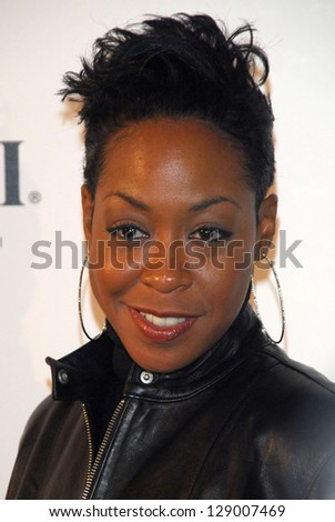 "LOS ANGELES - SEPTEMBER 19: Tichina Arnold at the album release party for Justin Timberlake's new album ""Futuresex/Lovesounds"" at Miauhaus Studios September 19, 2006 in Los Angeles."