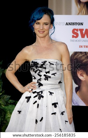 "LOS ANGELES, USA - AUGUST 16: Juliette Lewis at the Los Angeles Premiere of ""The Switch"" held at the ArcLight Cinemas in Hollywood, USA on August 16, 2010."