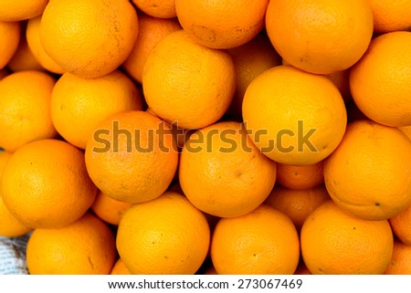 lots of fresh malta at market place - stock photo