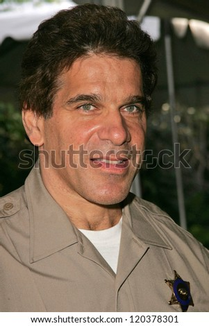 Lou Ferrigno at 2006 Safari Brunch Fundraiser For The Wildlife Waystation. Playboy Mansion, Los Angeles, CA. 10-14-06