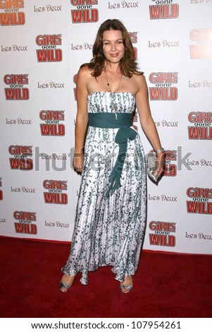 Louise Griffiths  at the party celebrating the 2nd Issue of Girls Gone Wild Magazine. Les Deux, Hollywood, CA. 06-04-08