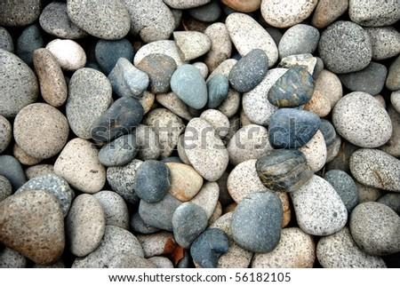 Love Between The Rock - stock photo