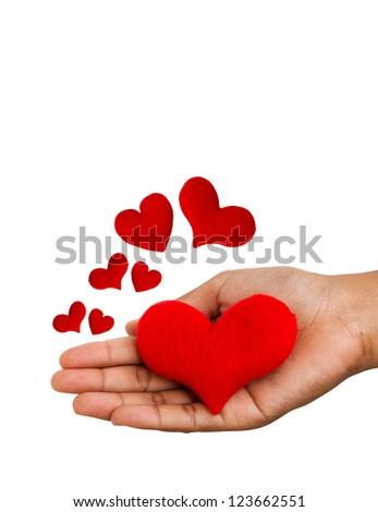 love concept - stock photo