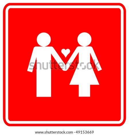 love couple sign