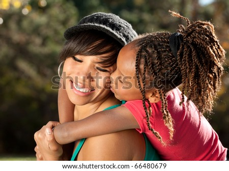 Love Happiness and Togetherness - stock photo