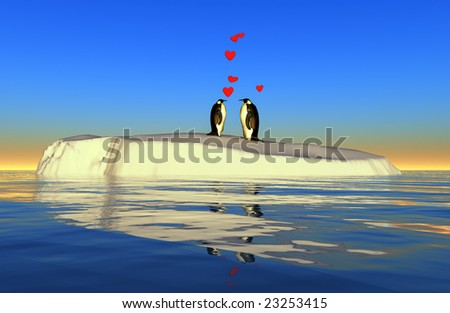love in the ice