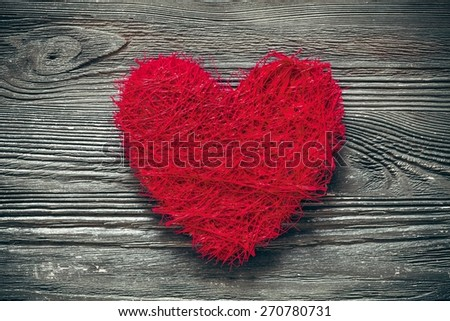 Love, lovely, day. - stock photo