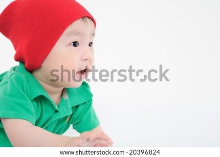 Lovely Baby - stock photo