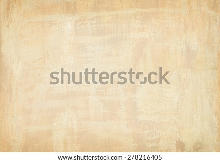 Lovely beige abstract grungy background - stock photo