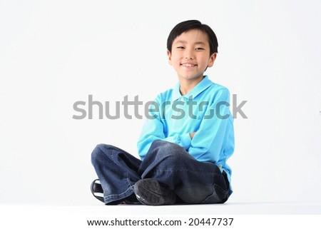 Lovely Boy - stock photo