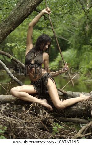 Primitif Women Fuck In Jungle 93