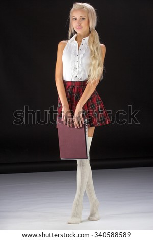 Plaid Skirt Stock Images Royalty Free Images Amp Vectors