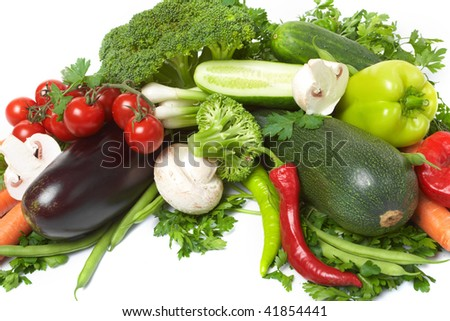 low-calorie vegetables