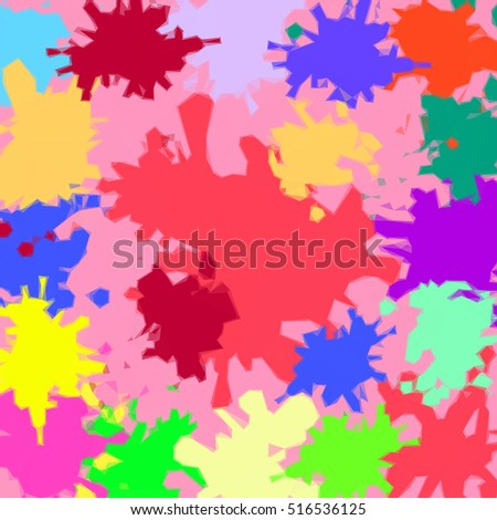 Low Poly Abstract Pattern, Colorful Polygonal Background.