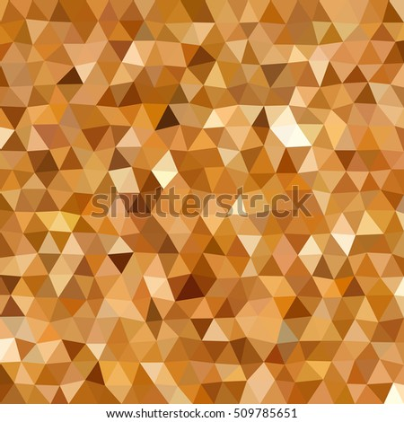 Low polygon style illustration. Abstract geometric background. Raster version.