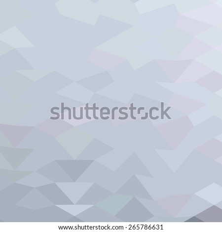 Low polygon style illustration of a grey abstract background. - stock photo