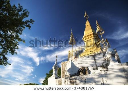Luang Prabang - stock photo