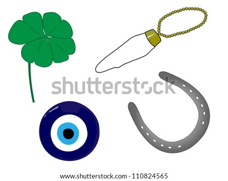 Lucky Charms - stock photo