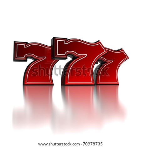 Lucky 7 stock photos images pictures shutterstock - Lucky number 7 wallpaper ...