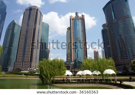 Lujiazui Finance & Place 43