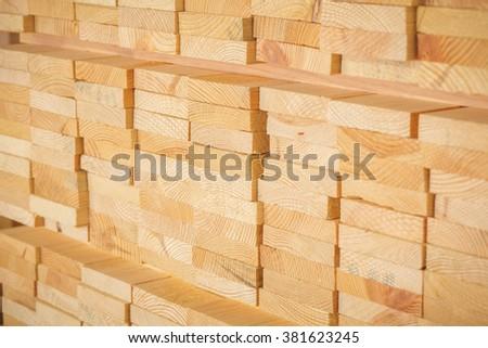 lumber industrial wood texture timber - stock photo