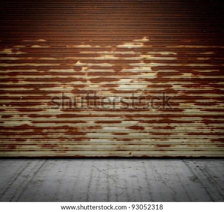 Lumber-room - stock photo