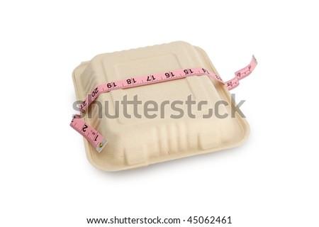 Lunchbox - stock photo