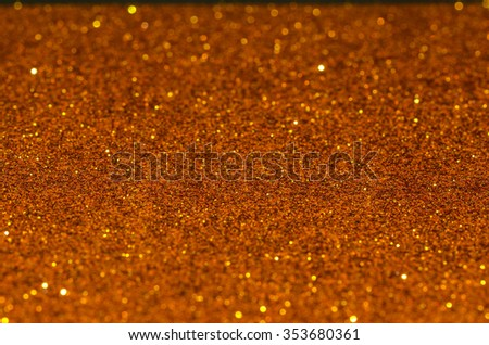 Luxurious and auspicious bright glittering background / Abstract background / Ideal for christmas, chinese new year and other festive seasons - stock photo