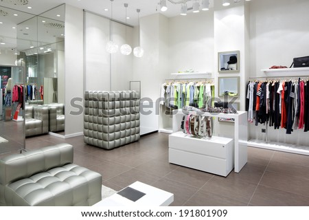 Showroom Interior Stock Images, Royalty-Free Images & Vectors ...